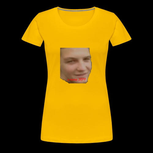 noah jeff - Women's Premium T-Shirt
