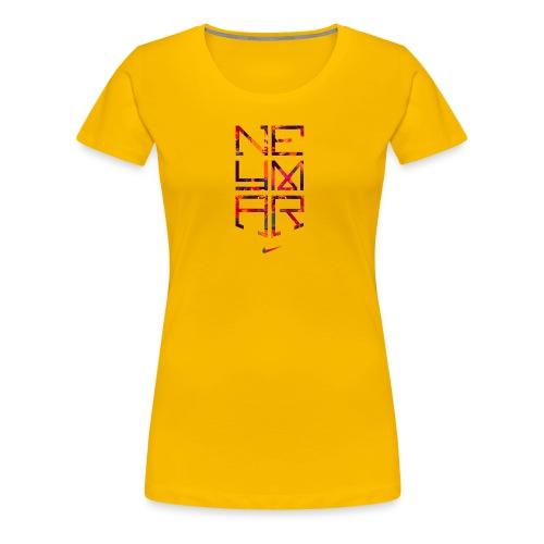 neymar - Women's Premium T-Shirt