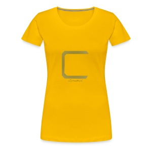 Cyberonic Gold Limited Edition - Women's Premium T-Shirt