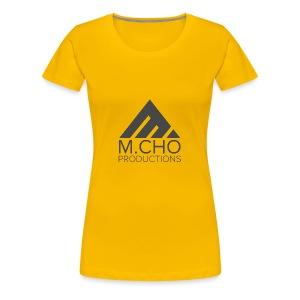 M.Cho Productions - Women's Premium T-Shirt
