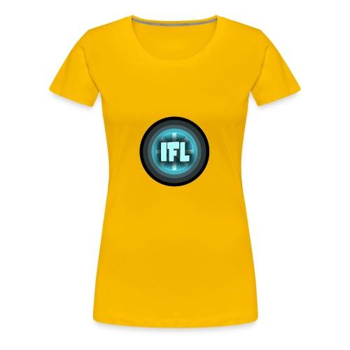 Logo Looper - Women's Premium T-Shirt