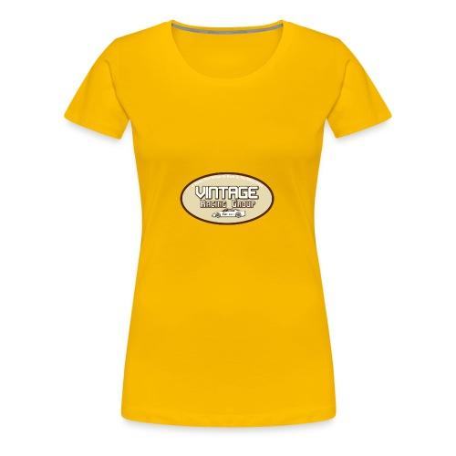 Vintage Racing Group - Women's Premium T-Shirt