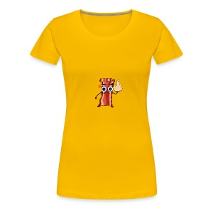 I don't care - Women's Premium T-Shirt