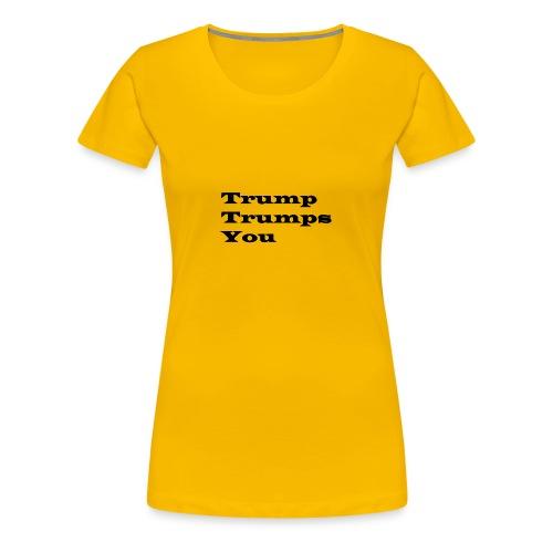 T1 - Women's Premium T-Shirt