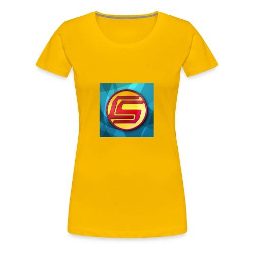 CaptainSparklez Merchandise - Women's Premium T-Shirt