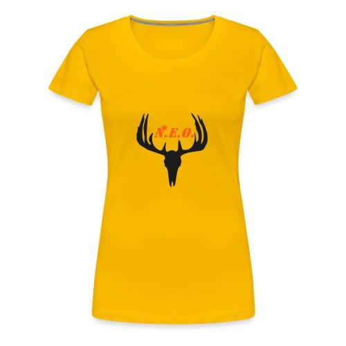 Northern Exposure Logo - Women's Premium T-Shirt