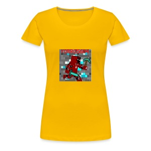 Yobro5604 icon for youtube channel - Women's Premium T-Shirt