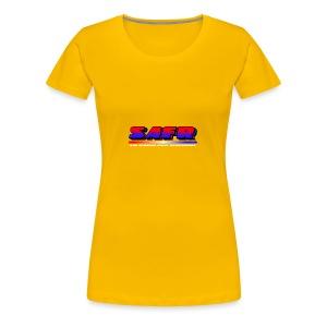 SAFR Logo - Women's Premium T-Shirt