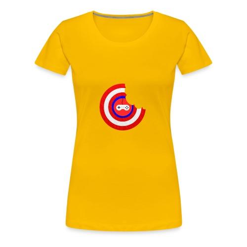 Captain Munch - Women's Premium T-Shirt