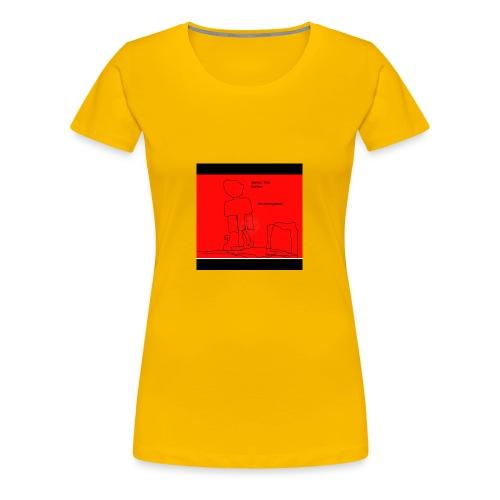 No More Games - Women's Premium T-Shirt