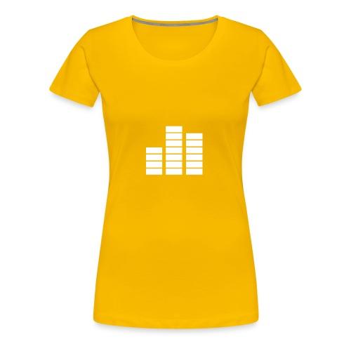 Fouzoradio - T-shirt premium pour femmes