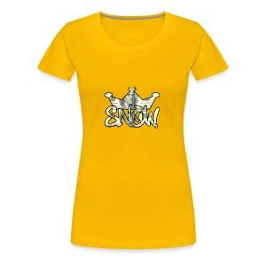 Snow Boss Life - Women's Premium T-Shirt