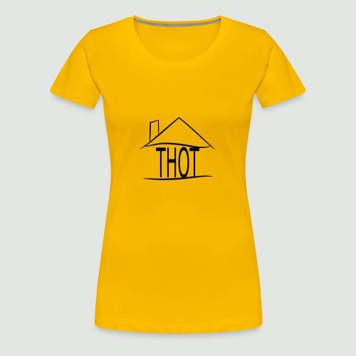 THOT House - Women's Premium T-Shirt