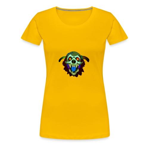 Dr. Mindskull - Women's Premium T-Shirt