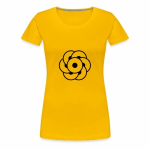crop circles 32 - Women's Premium T-Shirt