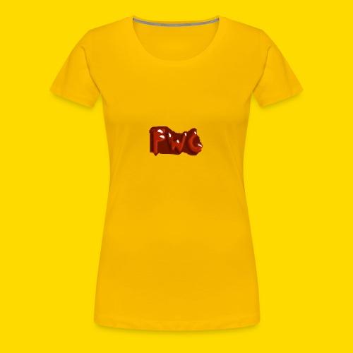 FWG Logo - Women's Premium T-Shirt