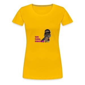 The Final Frontier Sports Items - Women's Premium T-Shirt
