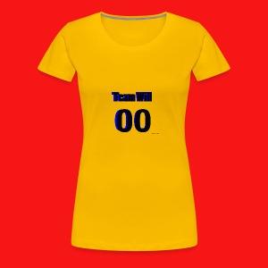 Team Will - Women's Premium T-Shirt
