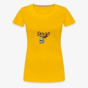 Sebas 1Draw - Women's Premium T-Shirt