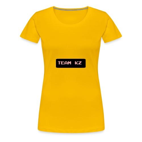 Team KZ - Women's Premium T-Shirt