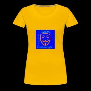 AnonGaming - Women's Premium T-Shirt