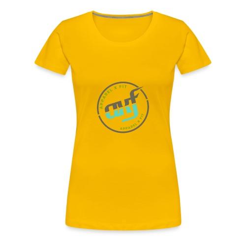 AXF Logo - Women's Premium T-Shirt