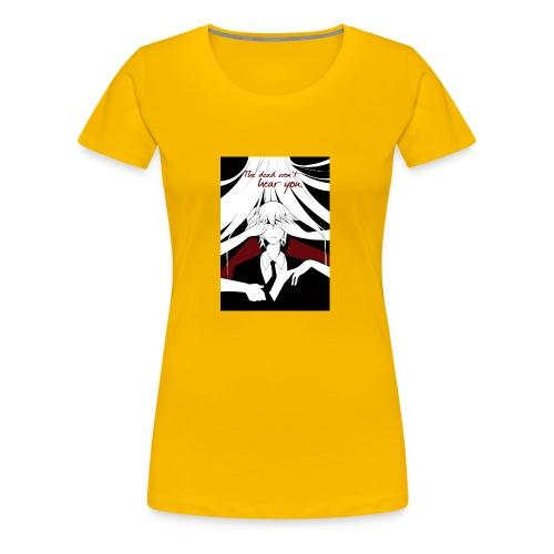 t-shirtdraft - Women's Premium T-Shirt