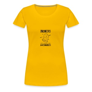 awesomness - Women's Premium T-Shirt