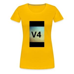 vintage v4 - Women's Premium T-Shirt