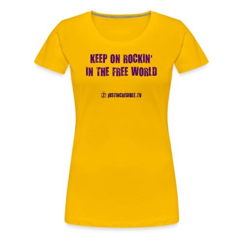KORITFW - Women's Premium T-Shirt