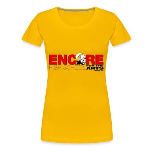 ENCORE_LOGO_FINALTiff - Women's Premium T-Shirt