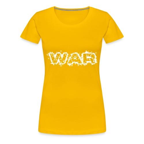 Wars - Women's Premium T-Shirt