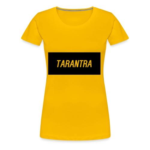 tarantra - Women's Premium T-Shirt