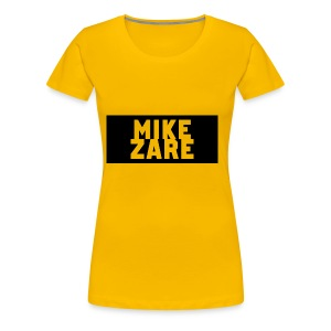 MikeZareHoodie - Women's Premium T-Shirt