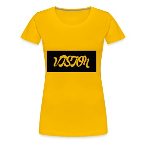 VISION - Women's Premium T-Shirt