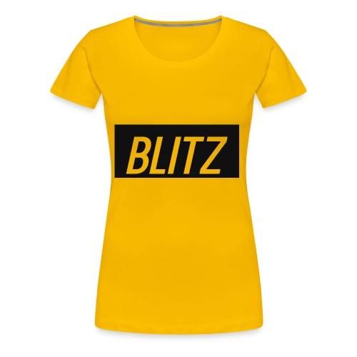 Andrew Czahor- Blitz Apparel - Women's Premium T-Shirt