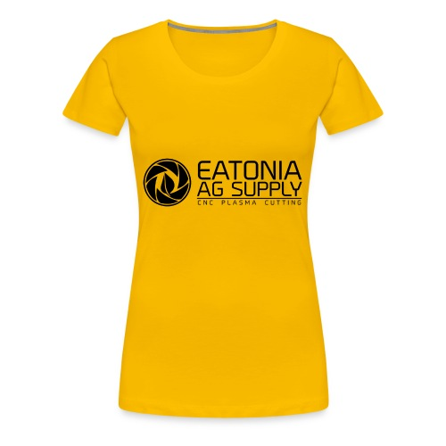 EAS CNC 2 - Women's Premium T-Shirt