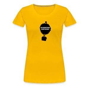 Grape Soda Podcast - Women's Premium T-Shirt