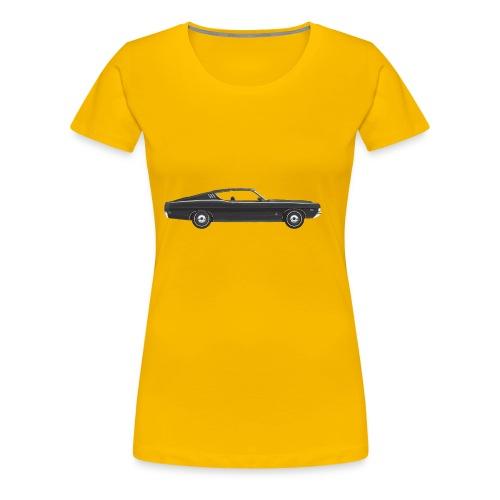 Ford Torino Image - Women's Premium T-Shirt