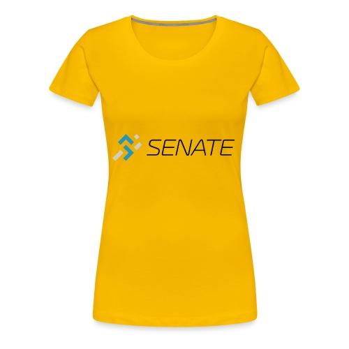 Color-Logo-with-Text - Women's Premium T-Shirt