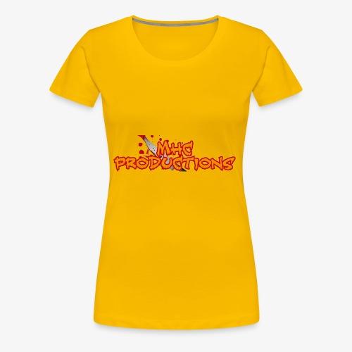 Murderous Horror Corner Productions - Women's Premium T-Shirt