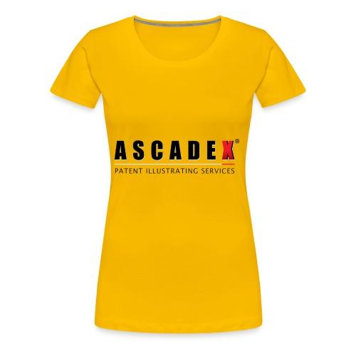 ASCADEX - Women's Premium T-Shirt