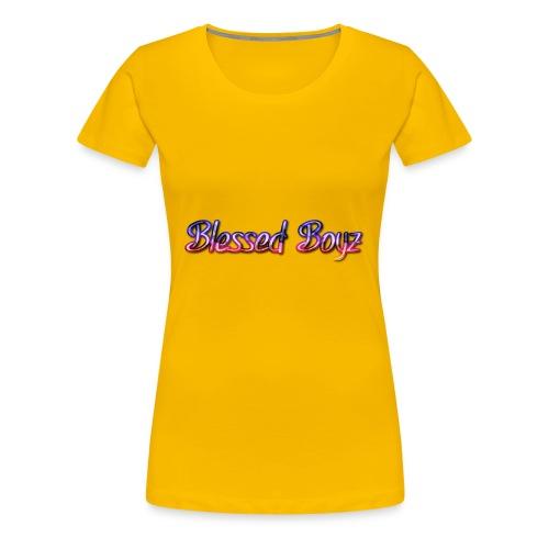 BBG - Women's Premium T-Shirt