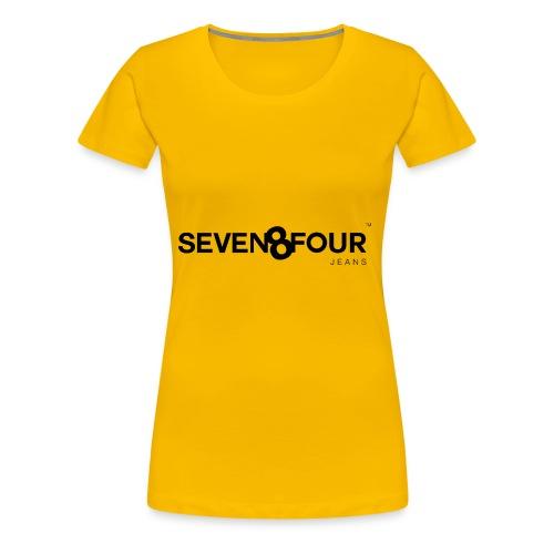 Seven8Four Jeans - Women's Premium T-Shirt