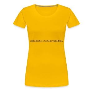 baseball player charlie - Women's Premium T-Shirt