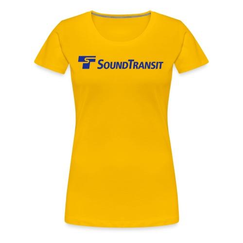 Sound Transit - Women's Premium T-Shirt