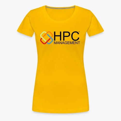 HPC Logo - Women's Premium T-Shirt