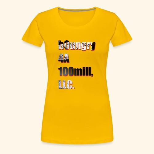 h4A100m - Women's Premium T-Shirt