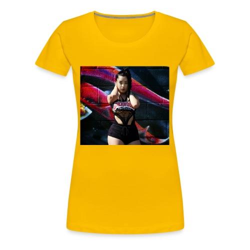 Urban Woods 2 - Women's Premium T-Shirt