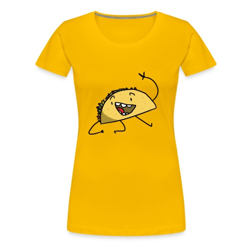 Taco - Women's Premium T-Shirt